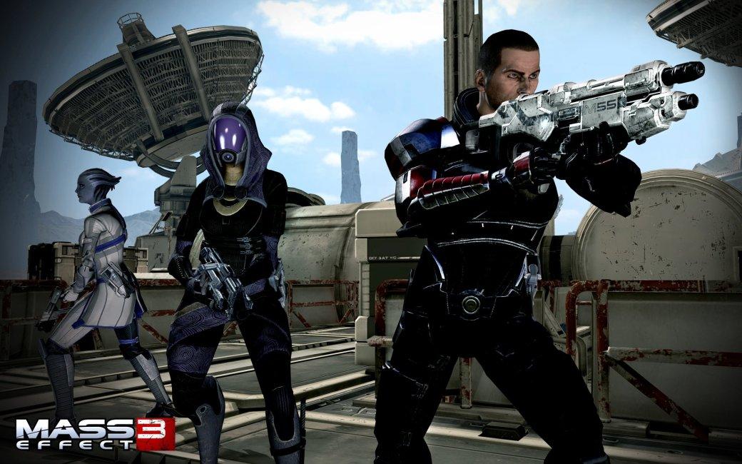 Спасти галактику: рецензия на Mass Effect 3 - Изображение 5