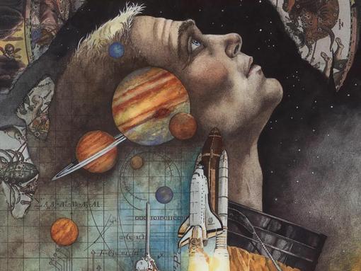 Комиксы: Orbiter - Изображение 1