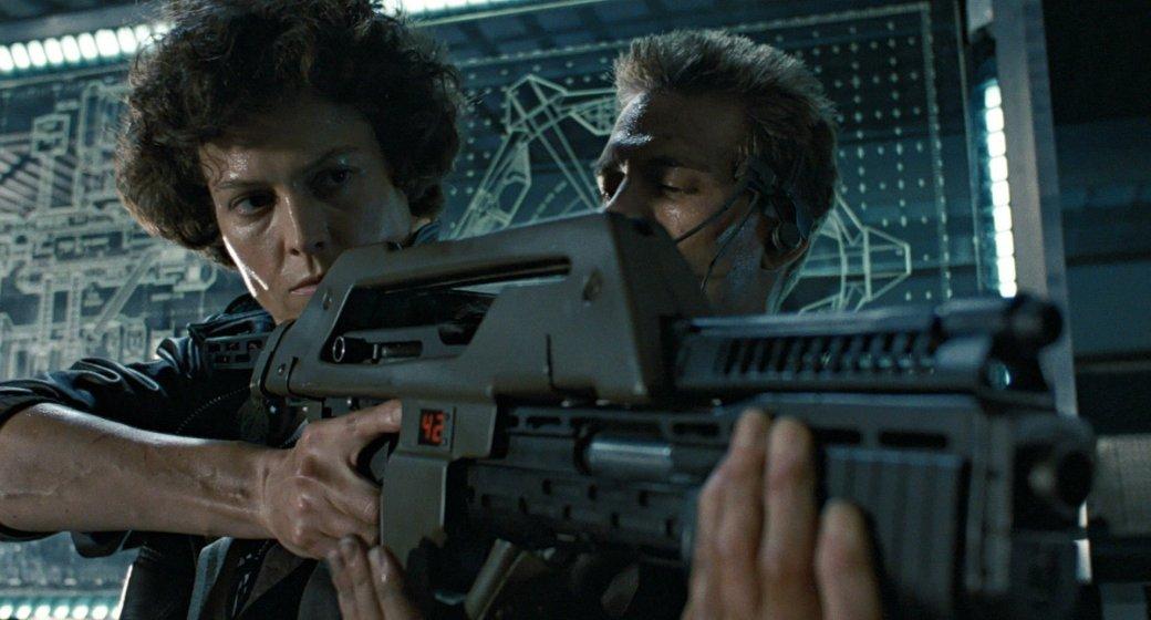Как выглядит импульсная винтовка в «Чужом 5» - Изображение 1