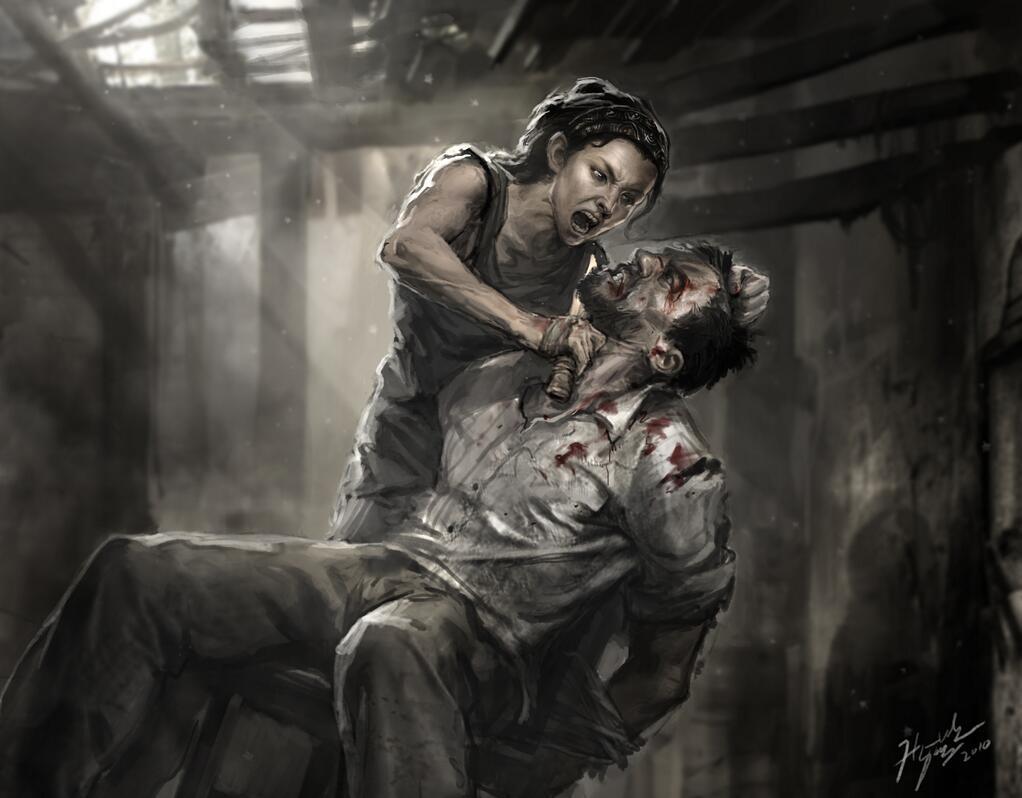 Авторы The Last of Us показали альтернативную концовку игры. - Изображение 1