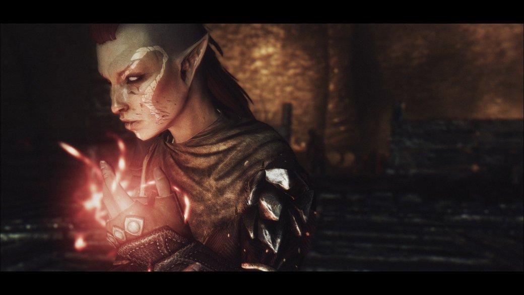Лица The Elder Scrolls 5: Skyrim. Продолжение - Изображение 11