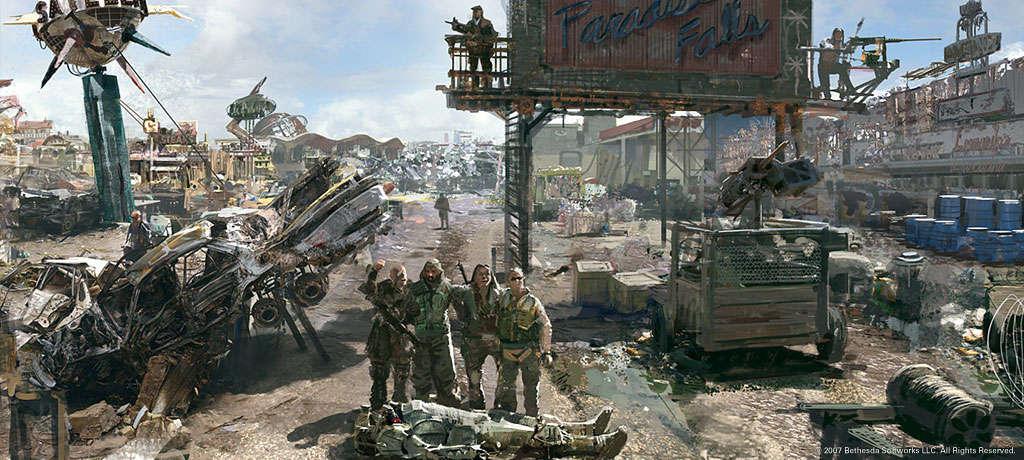 Fallout 4 покажут на E3. Но только журналистам - Изображение 2