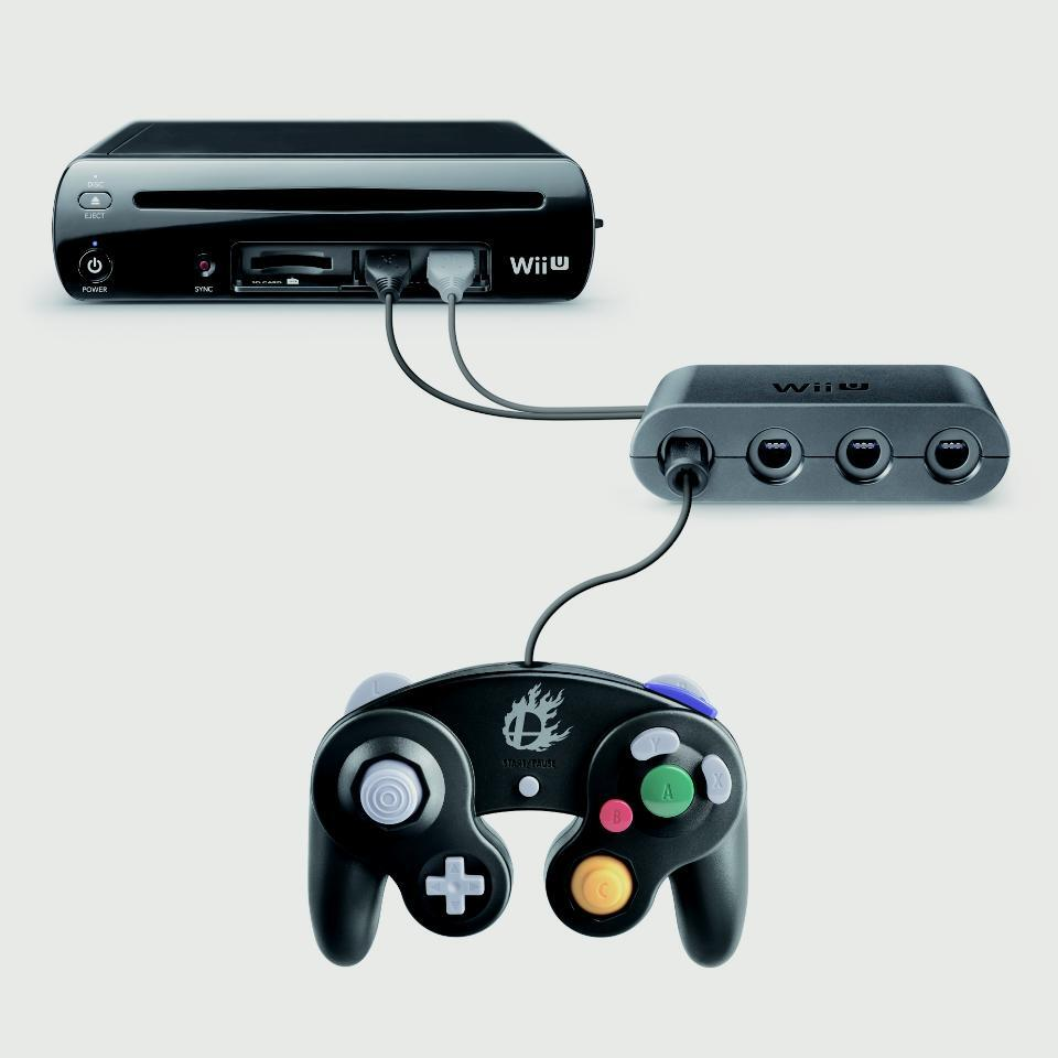 Геймпад GameCube подружат с Wii U через адаптер - Изображение 1