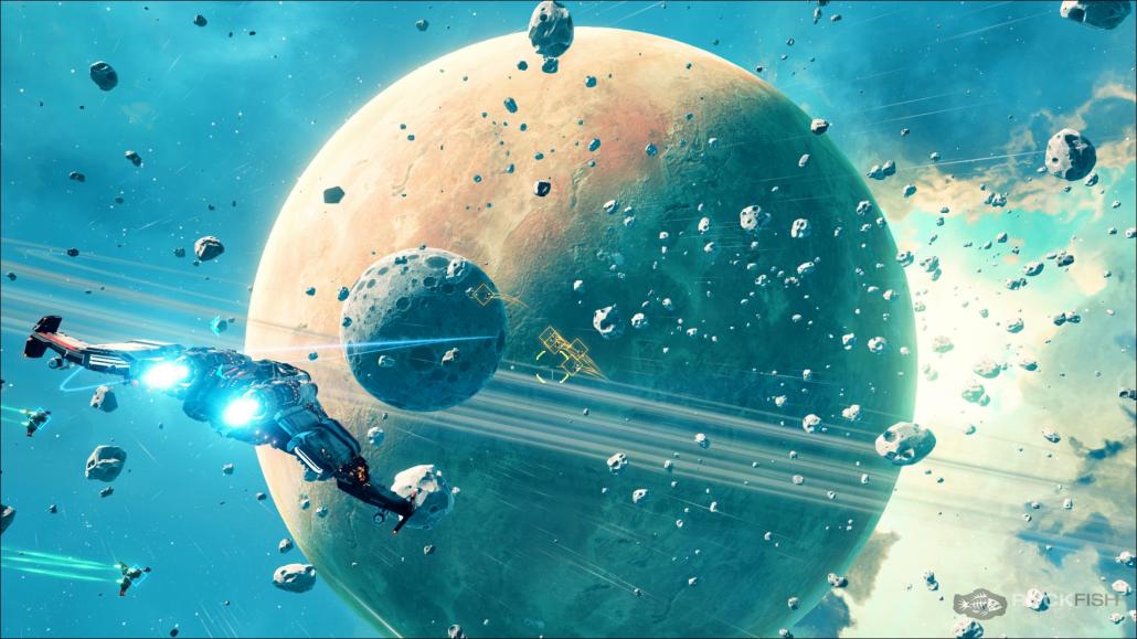 Космосим Everspace прошел Kickstarter: игра одобрена Крисом Робертсом. - Изображение 2