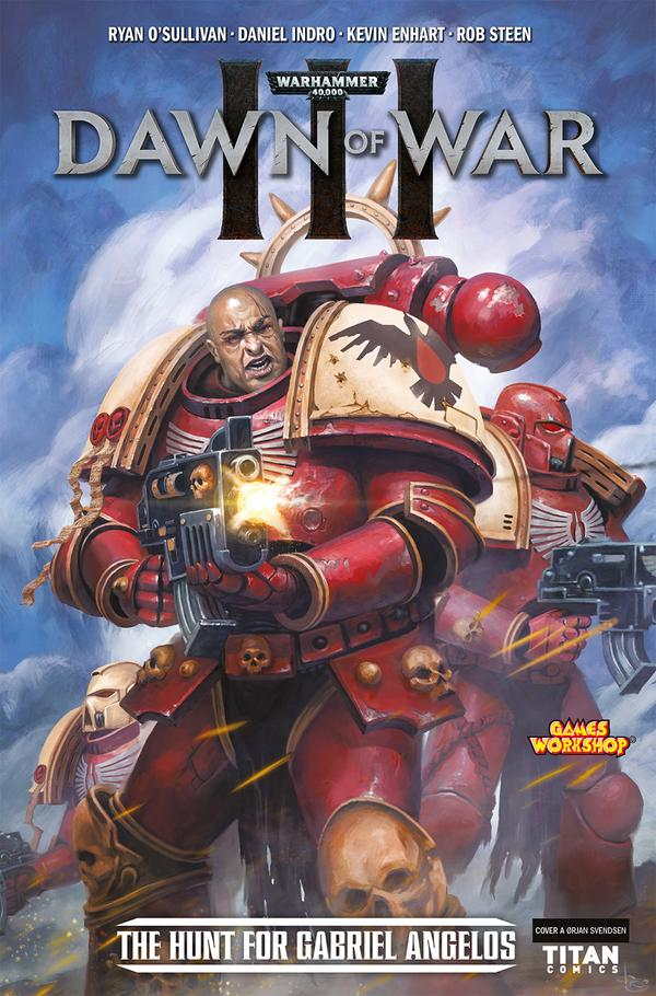 Самые крутые комиксы по Warhammer 40.000 - Изображение 19