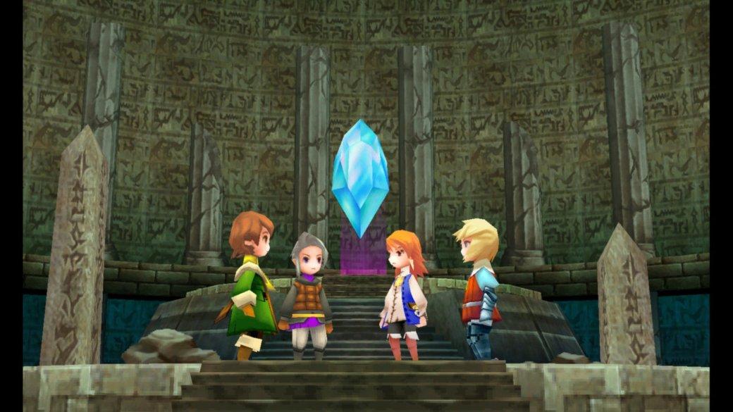 Final Fantasy 3 появится в Steam - Изображение 1