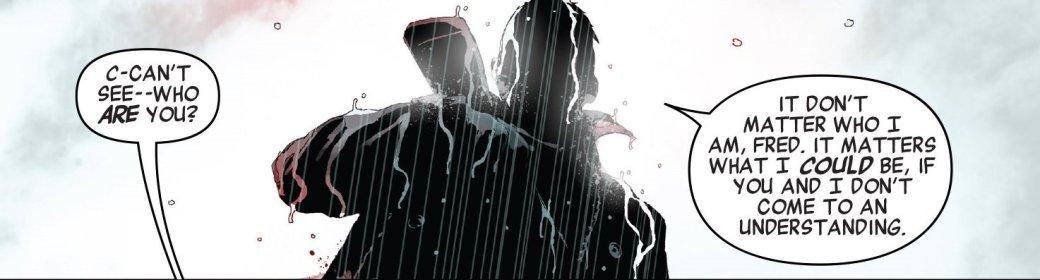 Secret Empire: Люди рады тому, что Гидра пришла к власти - Изображение 24