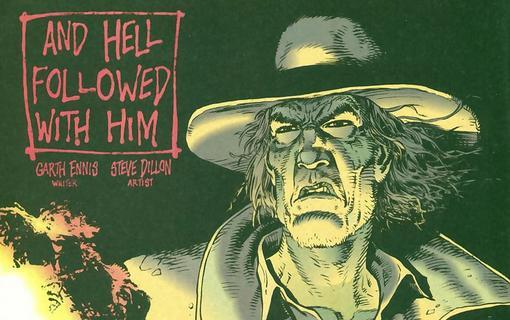 Комиксы: Preacher - Изображение 1