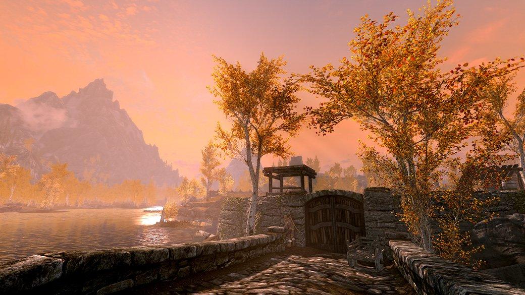 20 изумительных скриншотов TES V: Skyrim Special Edition - Изображение 14
