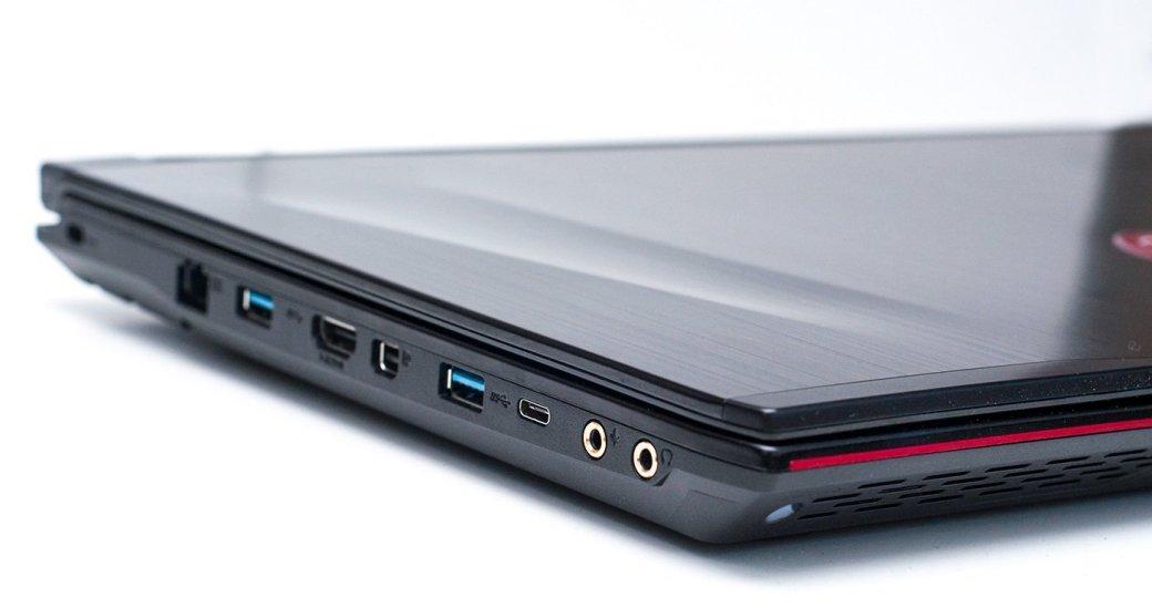 Тест игрового ноутбука MSI GE62VR Apache Pro - Изображение 5
