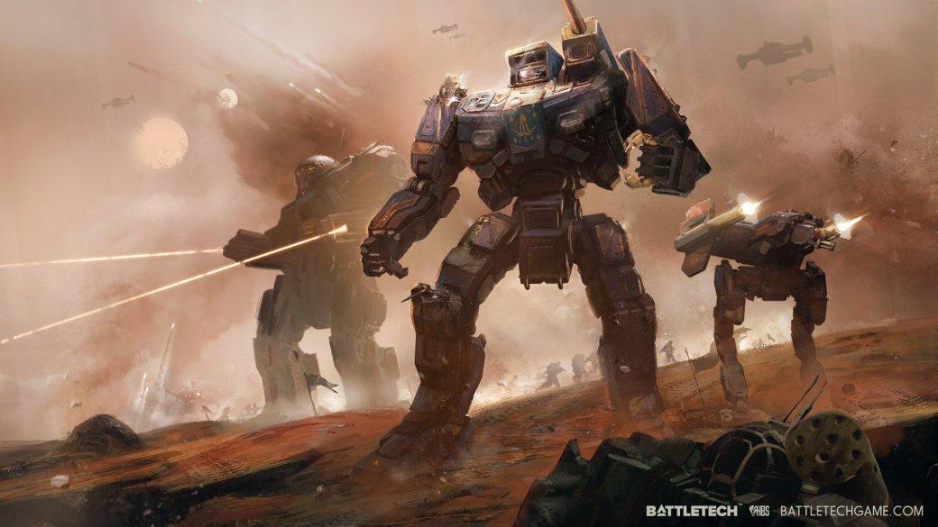 Новая BattleTech вышла на Kickstarter, собран почти миллион долларов - Изображение 1