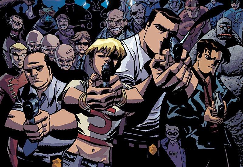 Sony экранизирует комикс Powers для PSN  - Изображение 2