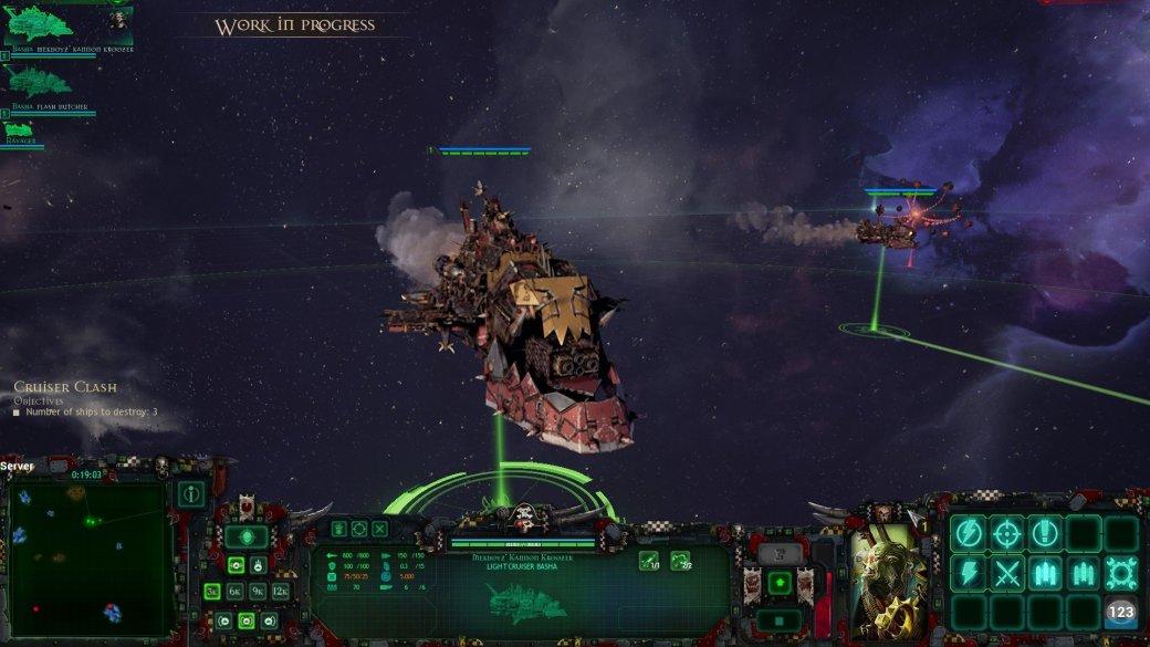 Почему стоит поиграть в Battlefleet Gothic: Armada - Изображение 8