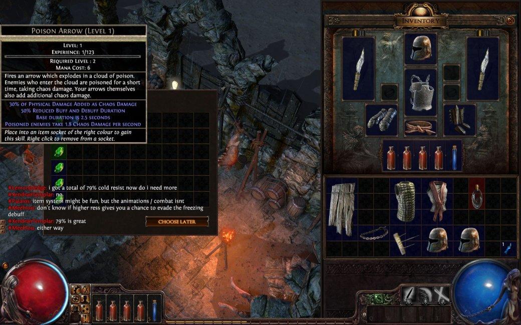 Path of Exile: впечатления от онлайн-конкурента Diablo III - Изображение 4