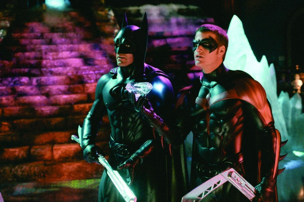 Клуни и Бэйл объяснили Аффлеку, как надо играть Бэтмена - Изображение 1