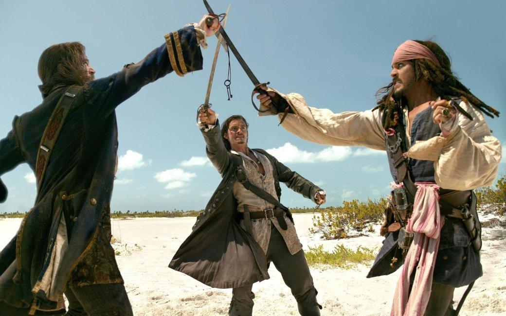 Киномарафон: обзор всех «Пиратов Карибского моря». - Изображение 9