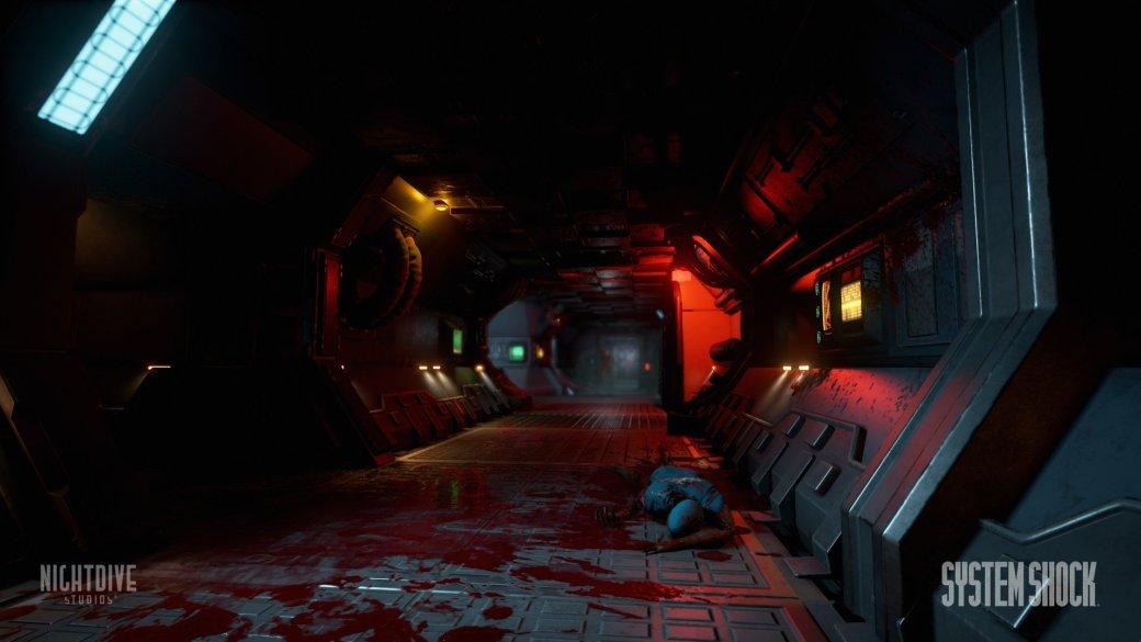 Размещен новый трейлер ремейка System Shock