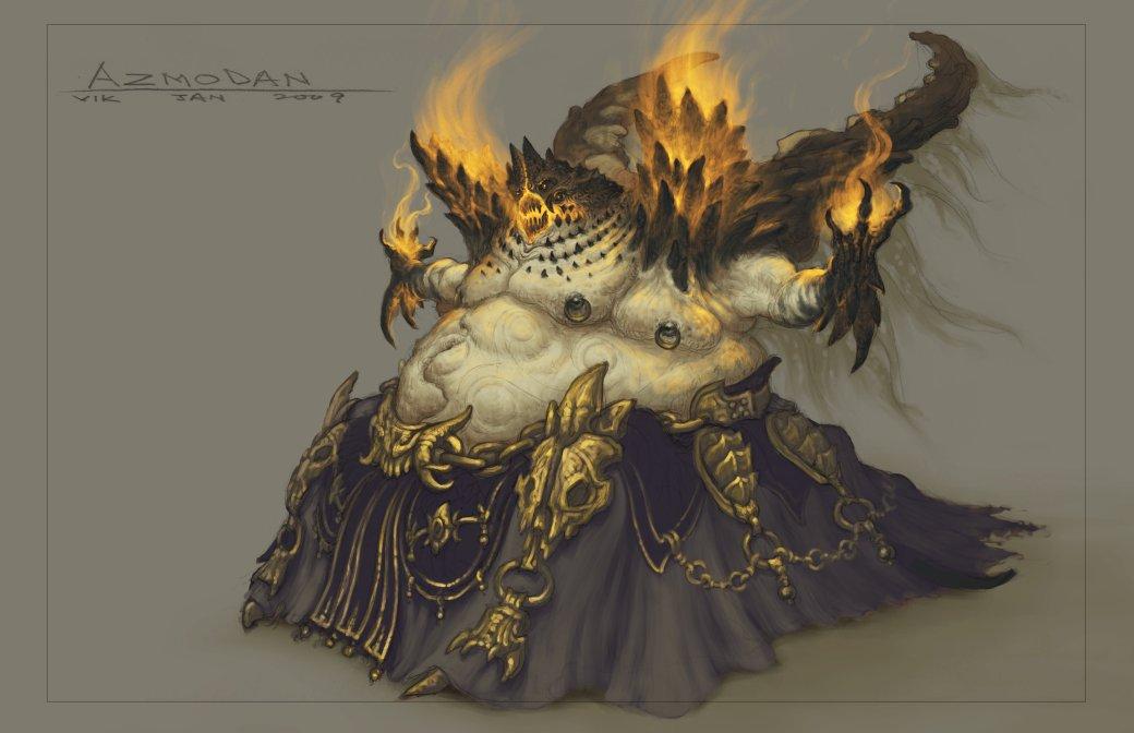 Эксклюзивный арт Diablo III - Изображение 9