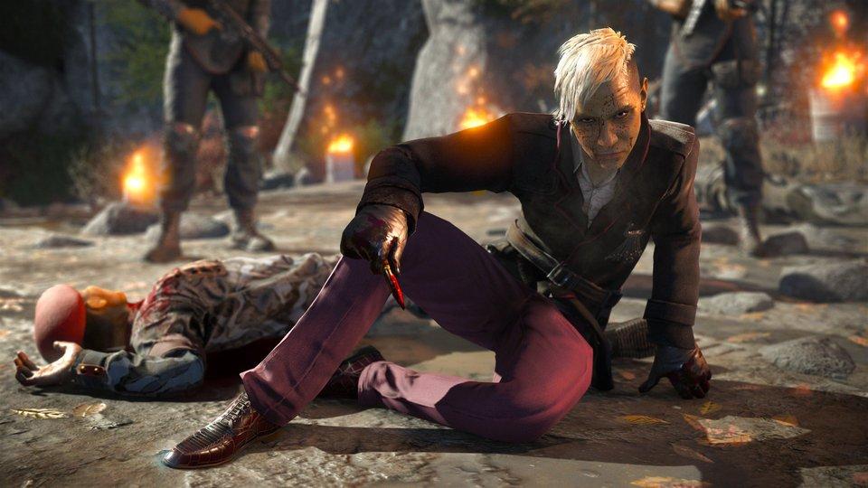 Разработчикам Far Cry 4 не хватило времени на героинь  - Изображение 1