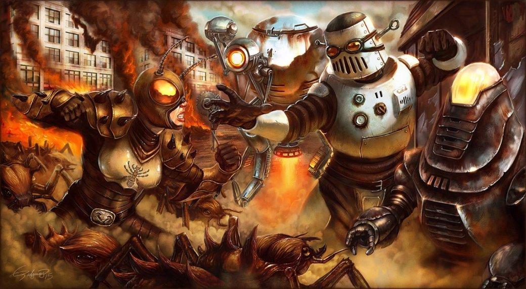 Лучший арт мира Fallout - Изображение 97