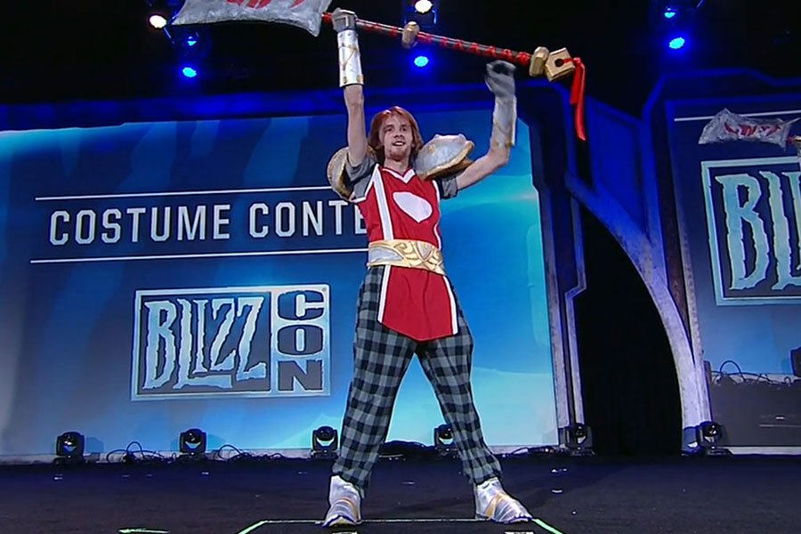 BlizzCon 2014. Конкурс костюмов - Изображение 70