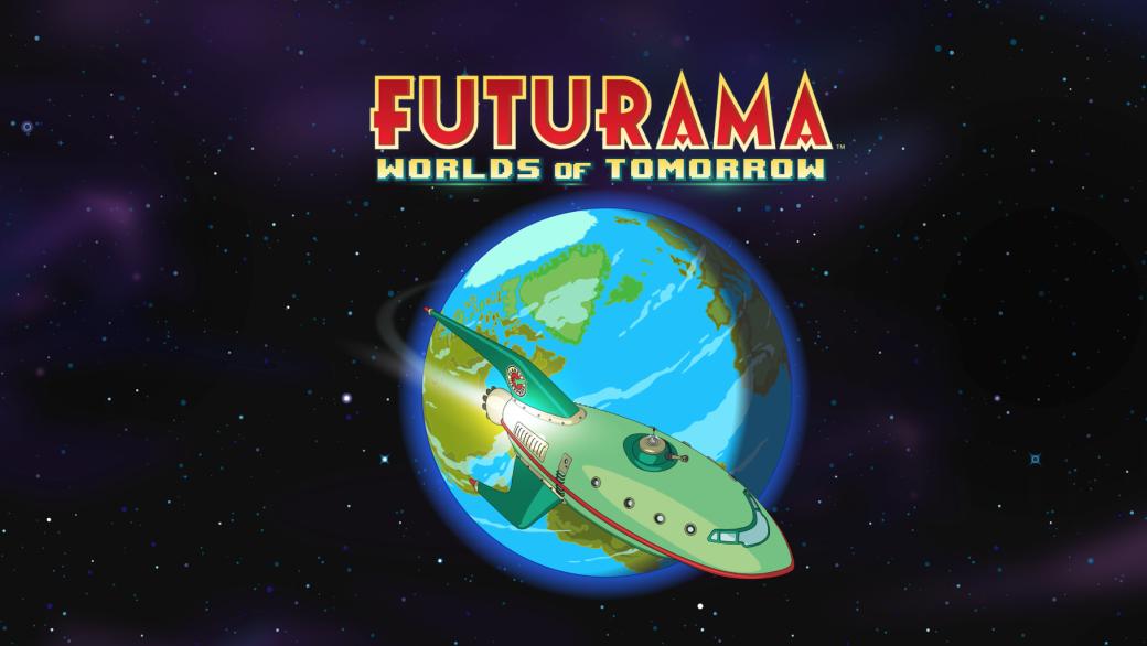 Состоялся анонс мобильной игры Futurama: Worlds ofTomorrow