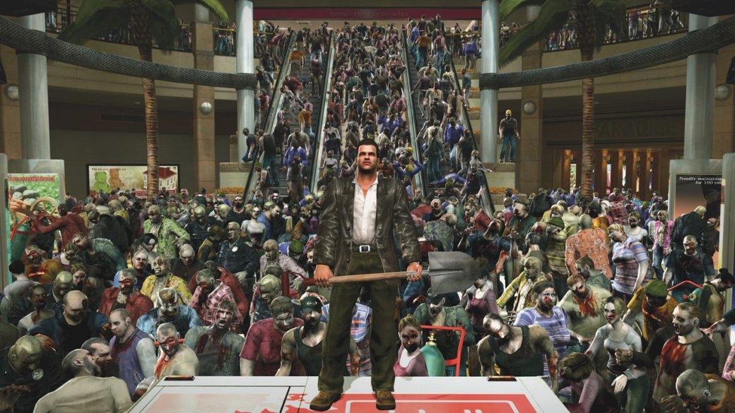 Первые две с половиной части Dead Rising выйдут на PS4, PC и Xbox One - Изображение 1