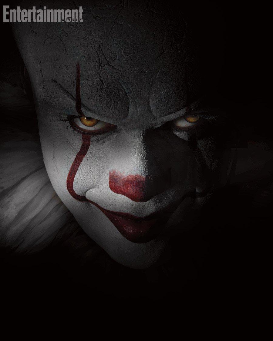 Появилось первое фото клоуна-монстра из «Оно» Стивена Кинга - Изображение 1