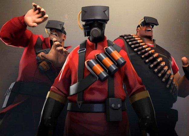 Valve разработает три игры для VR-очков