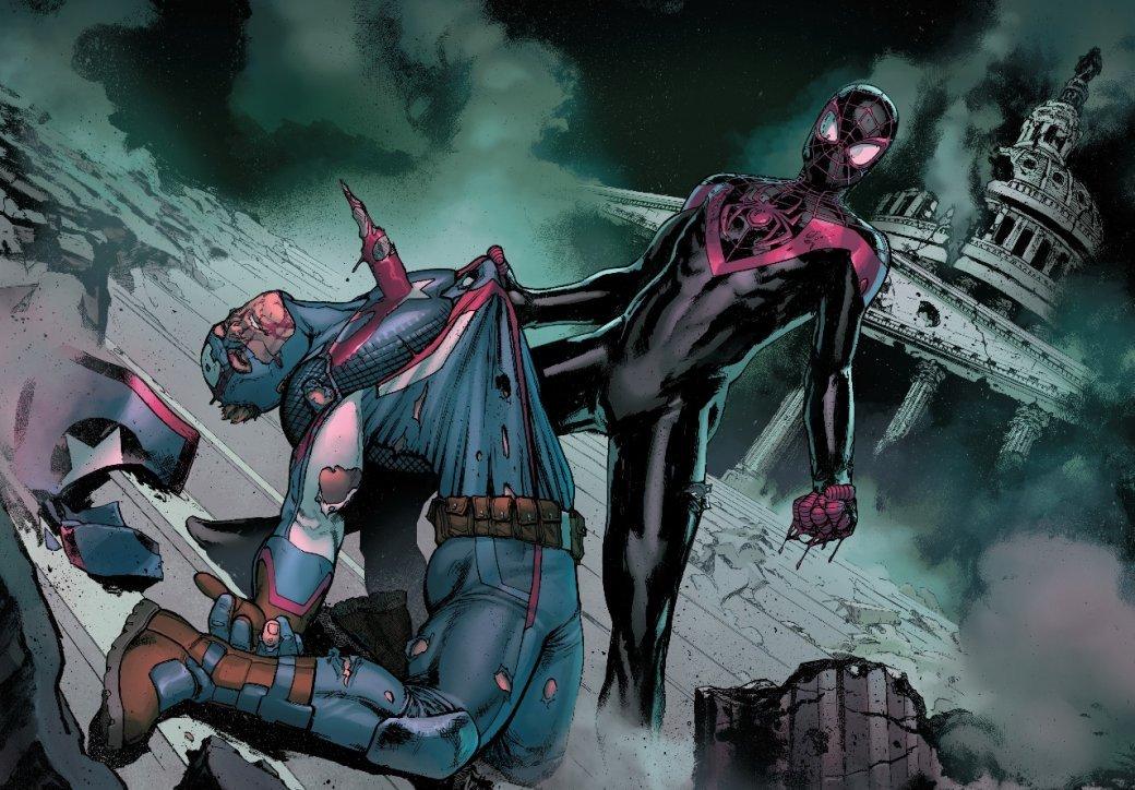 Как изменился Капитан Америка, став агентом Гидры? - Изображение 4