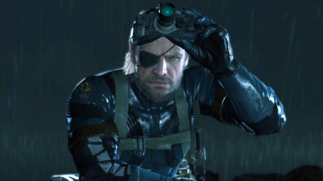 Обе Metal Gear Solid 5 проскользнут на PC - Изображение 1