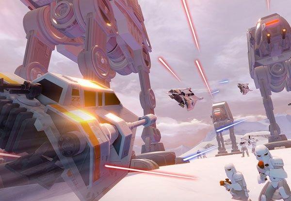 Disney Infinity 3.0: знакомим Соло и Асоку в трех кампаниях Star Wars - Изображение 5