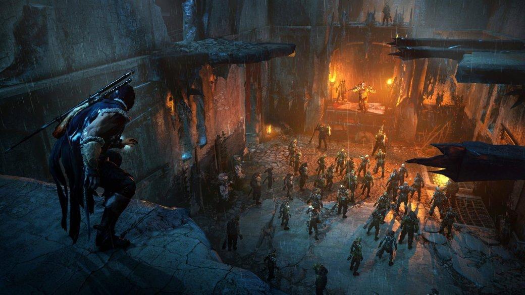 Middle-earth Shadow of War перенесли с августа на октябрь