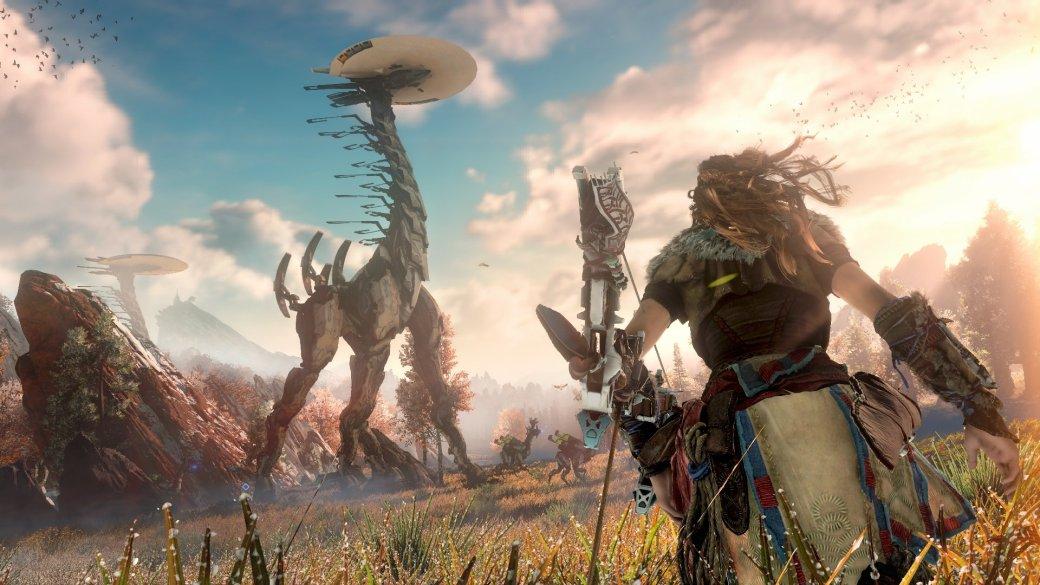 Horizon: Zero Dawn обогнала Zelda: Breath ofthe Wild впродажах - Изображение 1