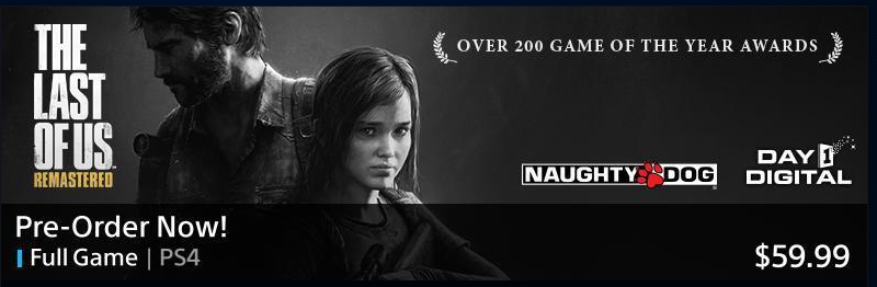 Sony подтвердила The Last of Us: Remastered для PS4 - Изображение 2
