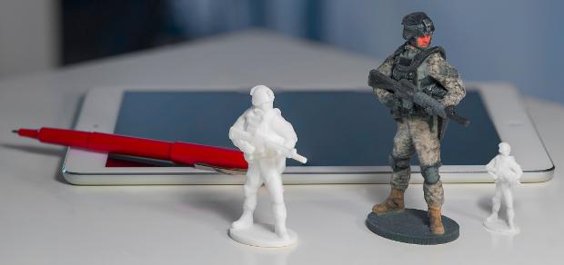 На Kickstarter просят $46,6 тыс. на 3D-печать фигурок любых персонажей - Изображение 1