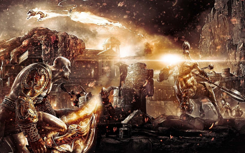 God of War 3 Remastered: Кратосу пора вернуться. - Изображение 4