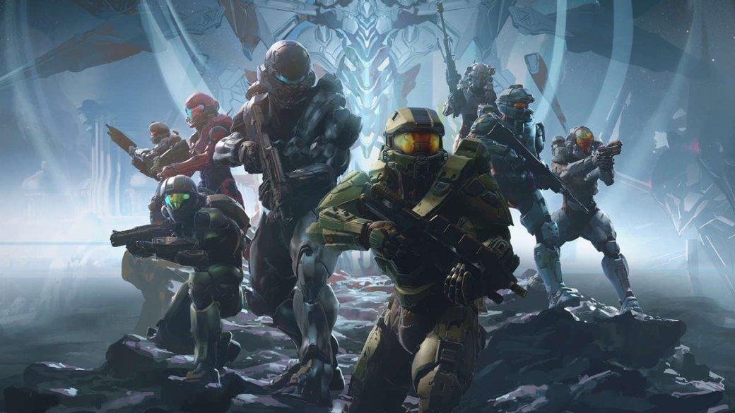 30 лучших игр 2015 года: Halo 5 - Изображение 1