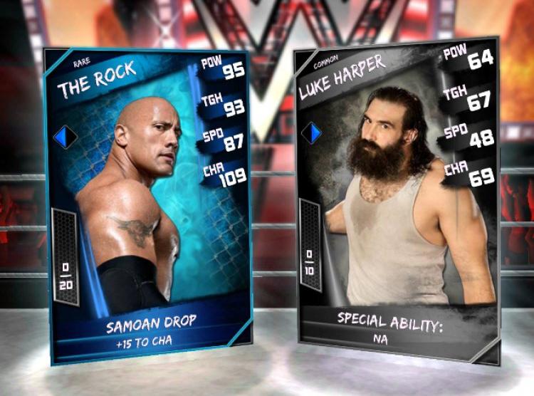 WWE SuperCard загрузили 1,5 млн раз - Изображение 1