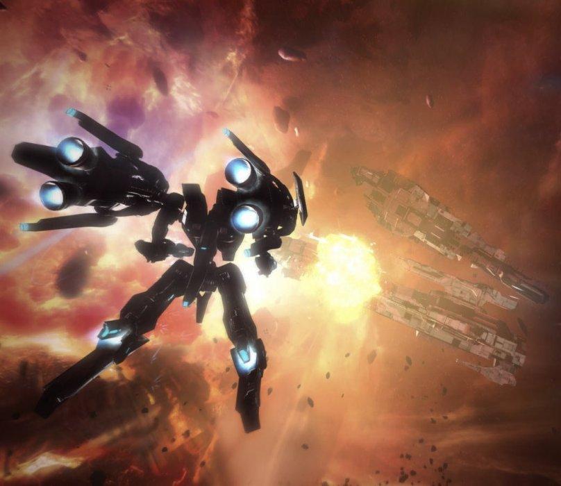 Рецензия на Strike Suit Zero - Изображение 1