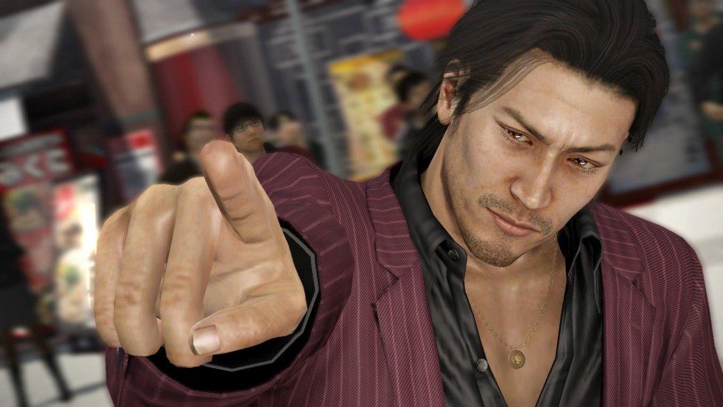 Yakuza 5 неожиданно бесплатна для подписчиков PS Plus (уже нет) - Изображение 1