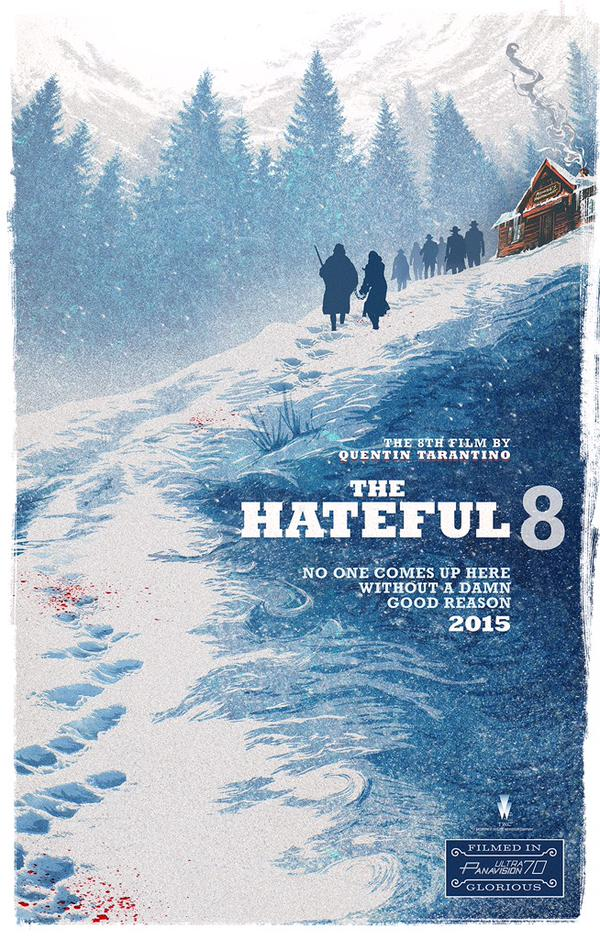 The Hateful Eight Тарантино: единственный нормальный фильм Comic Con? - Изображение 6