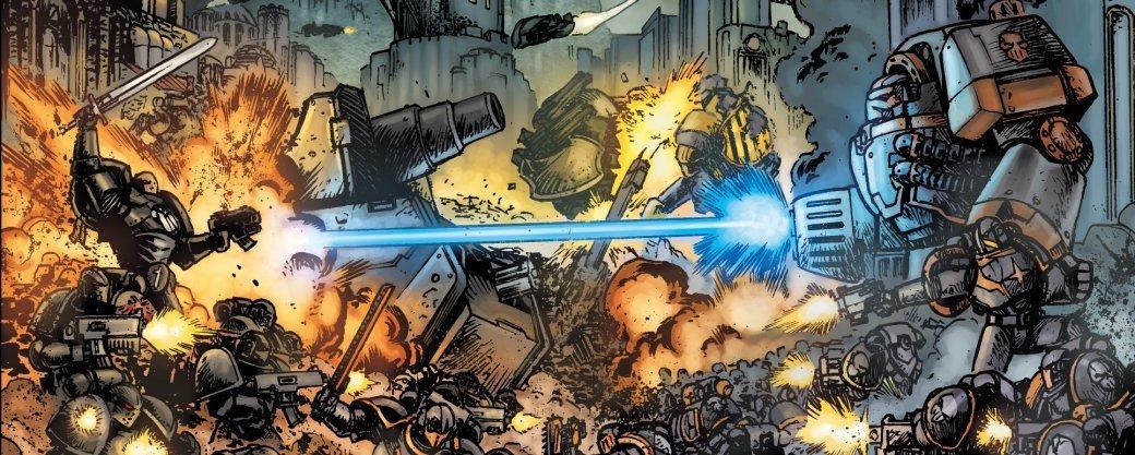 Самые крутые комиксы по Warhammer 40.000. - Изображение 17