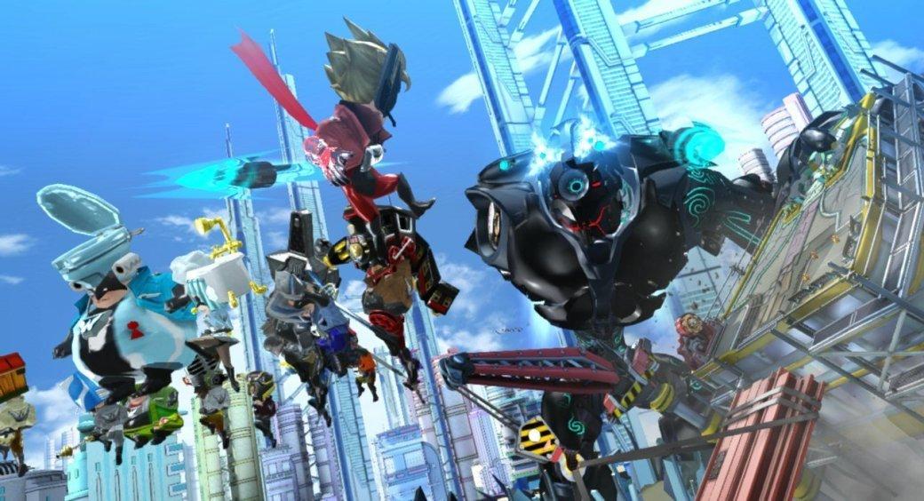 Рецензия. Wonderful 101 (WiiU) - Изображение 4