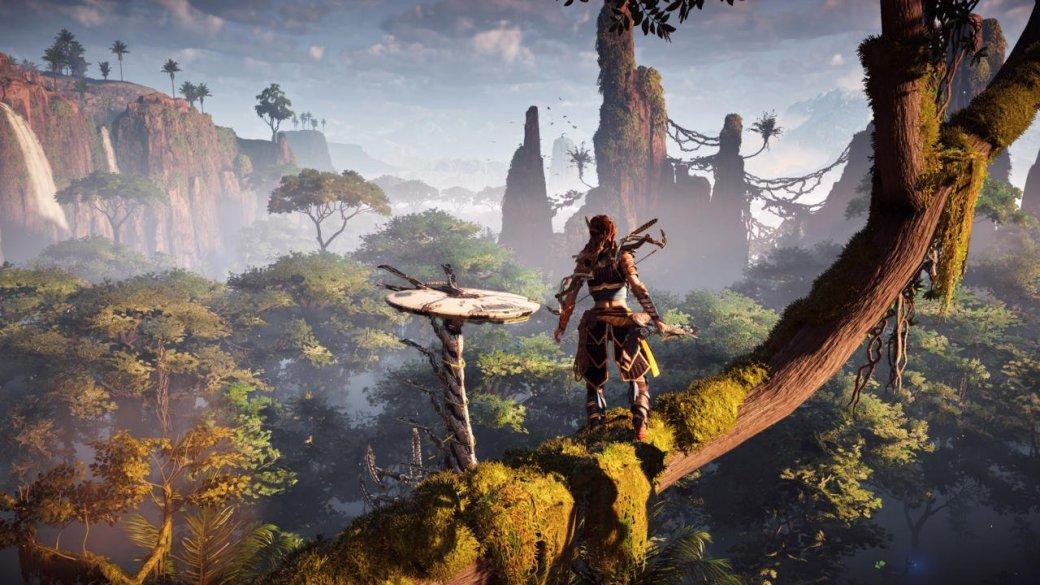 Создатели Horizon: Zero Dawn обещают проработанную историю мира - Изображение 1