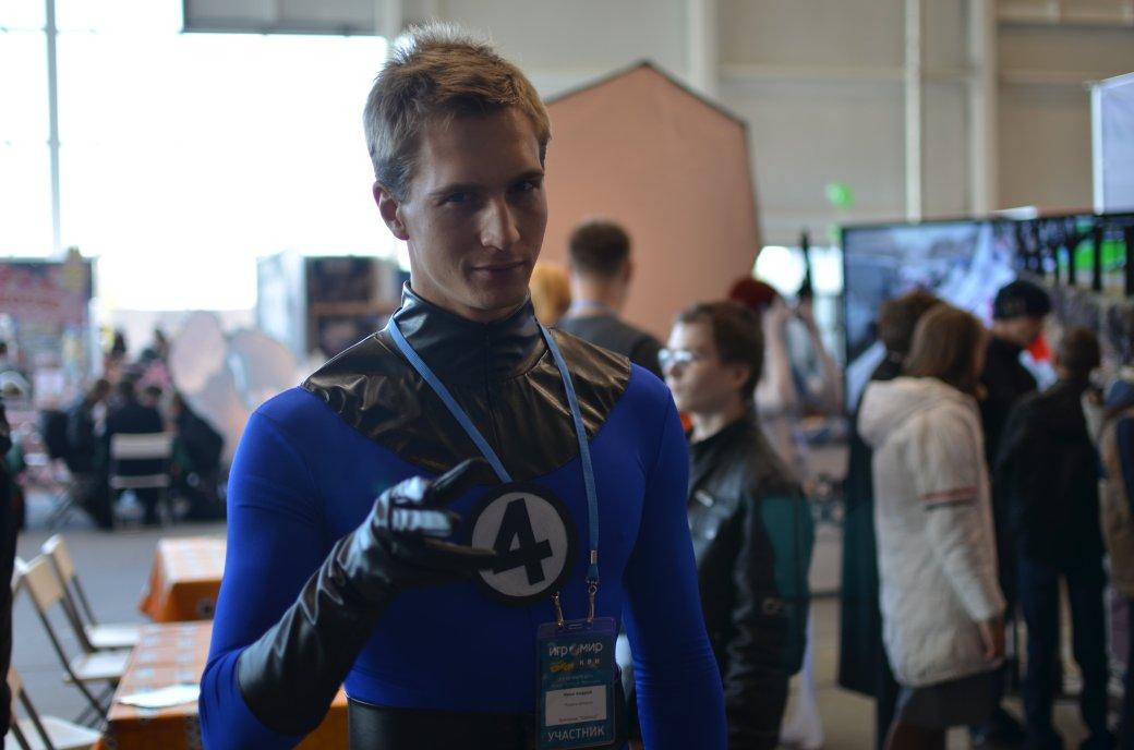 Фотоотчет с «Игромира» и Comic Con Russia, день 1 - Изображение 26