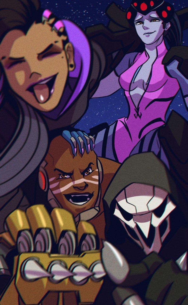 Кулак Смерти (Думфист): подробный разбор нового героя Overwatch. - Изображение 19