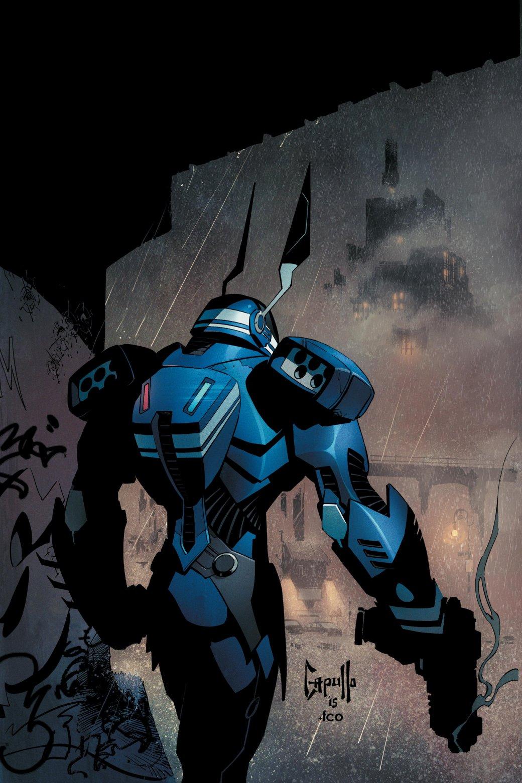 Комикс-вселенную DC в июне ожидают глобальные изменения - Изображение 15
