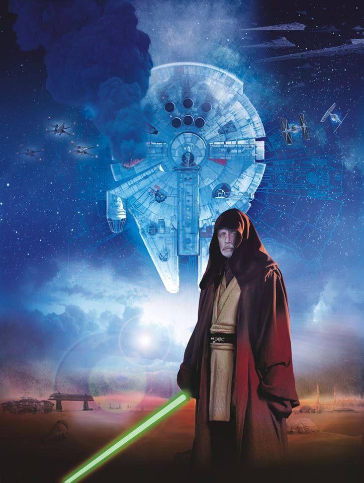 Фанатские постеры Star Wars: Episode VII - Изображение 33