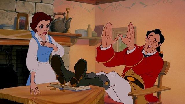 Молчи, женщина! Принцессы в мультфильмах Disney почти не говорят - Изображение 1